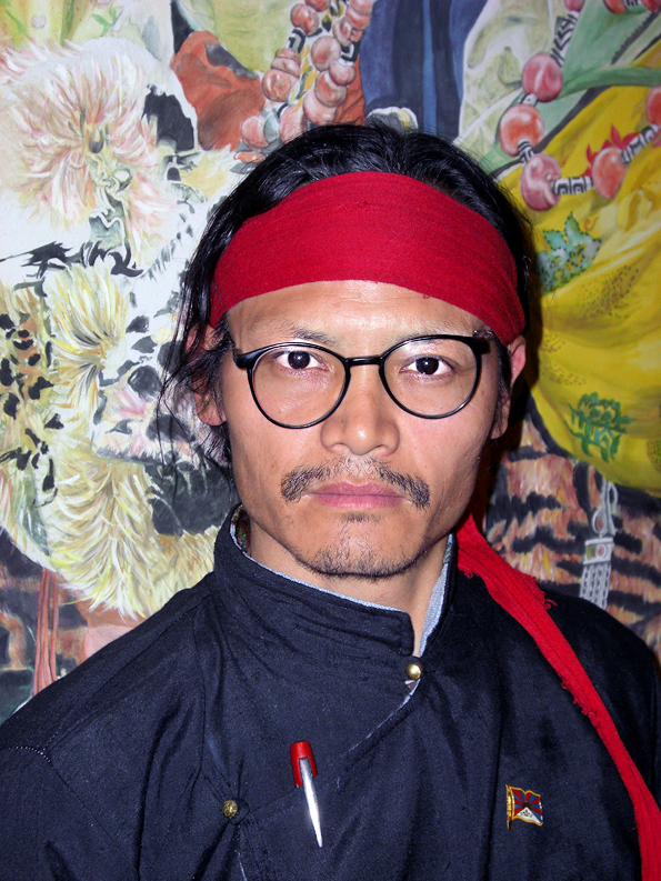Tenzin Tsundue