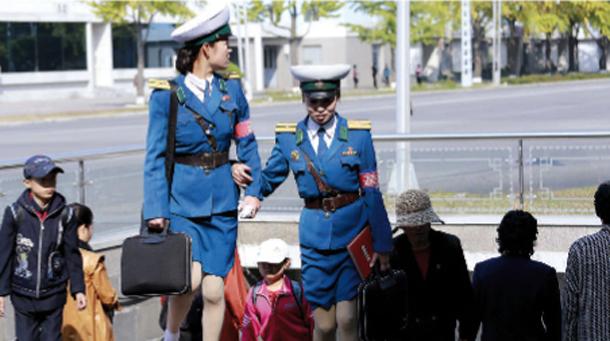 agentes-coree-du-nord