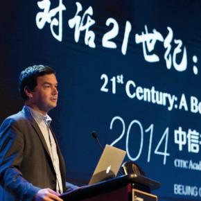 Chine, Piketty gourou mondial