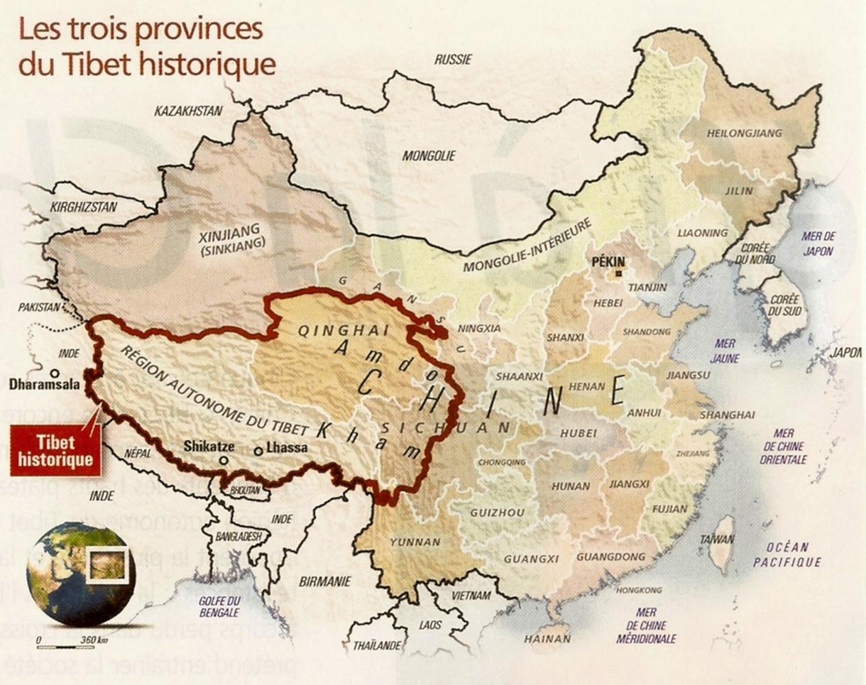 Les-3-provinces-historiques-dutibet