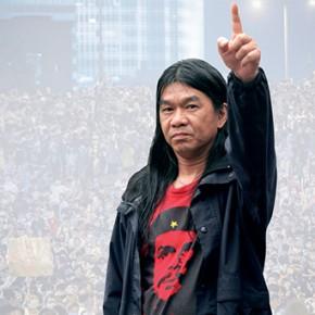 Leung Kwok-hun, le révolté