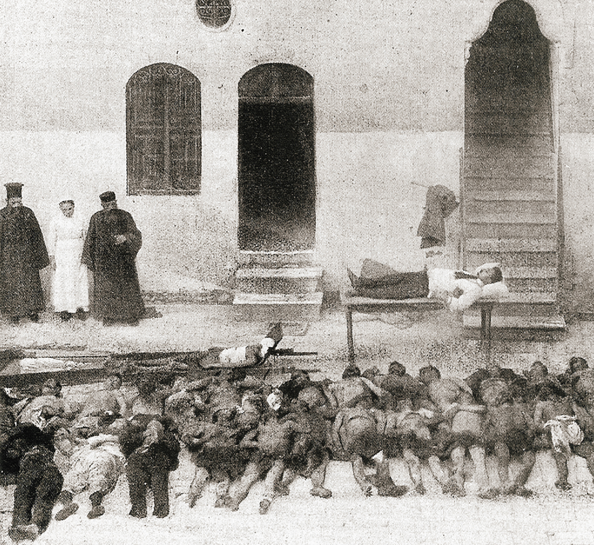 Massacre du 28 février 1919 à Alep, en Syrie