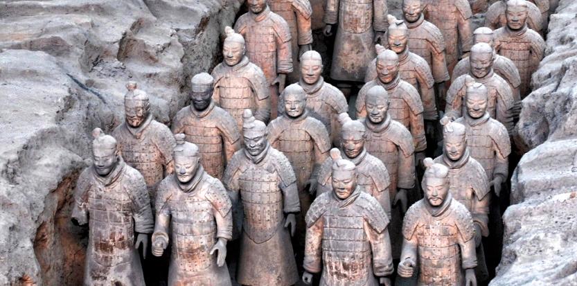 soldats xian