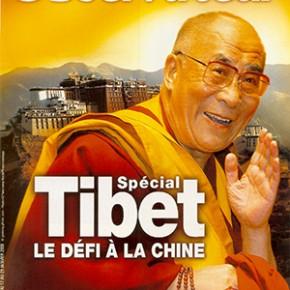 Tibet, le défi à la Chine
