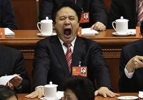 Chine, 18e congrès du Parti, langue de bois et bâillements