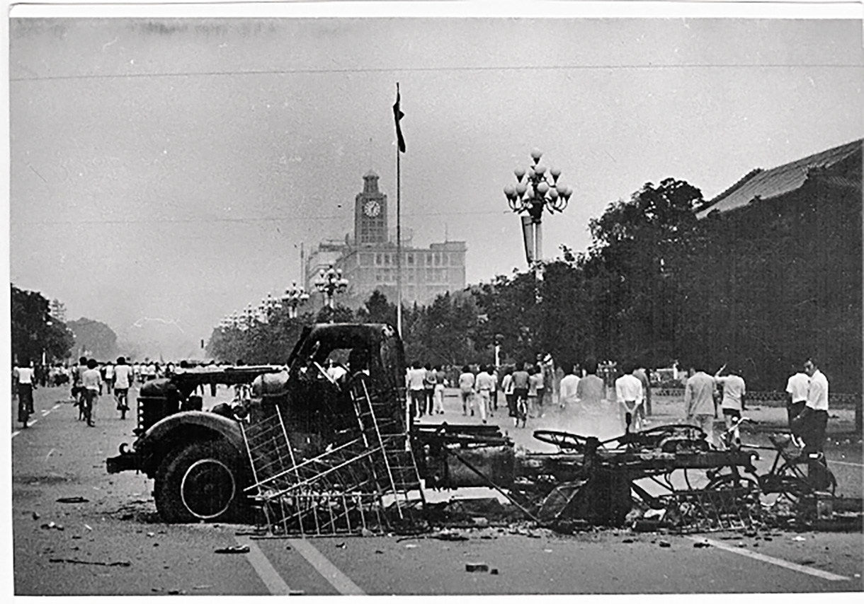 massacre Tiananmen