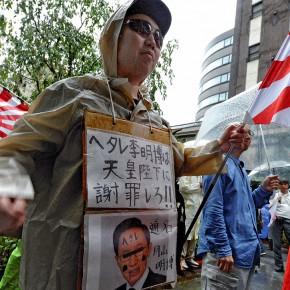 Japon: à droite toute!