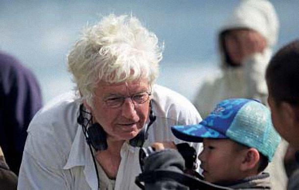 Jean-Jacques Annaud sur le tournage