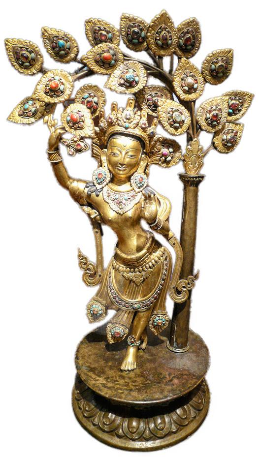 Naissance de Bouddha