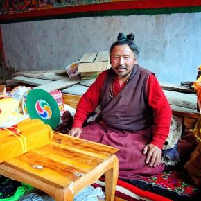 Le yogi tibétain