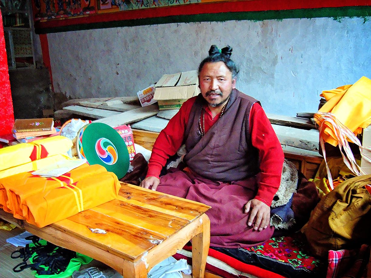yogi tibétain