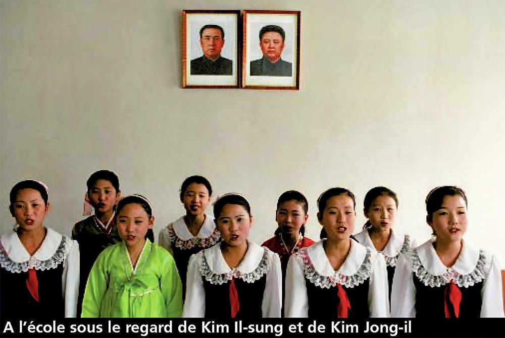 École en Corée du Nord