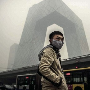 Alerte rouge au smog