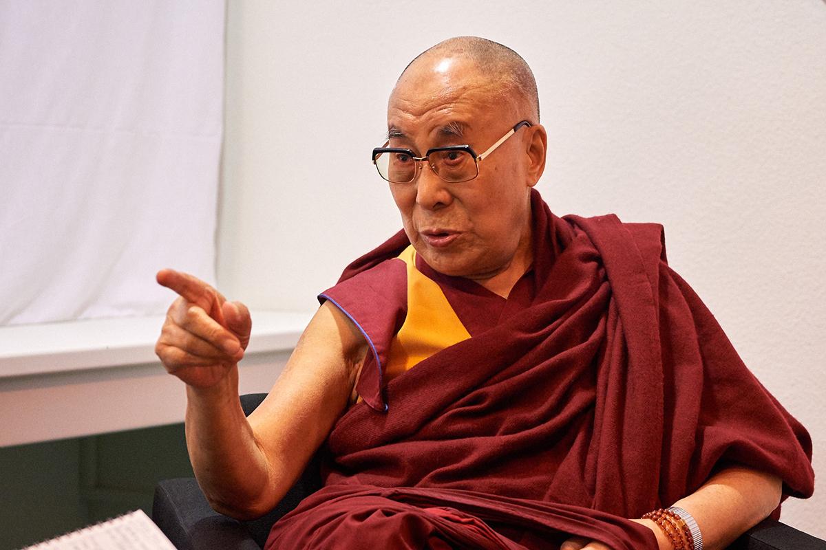 Dalaï Lama Le Monde Irait Peut être Mieux Sans Religion