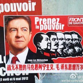 Mélenchon toujours aussi ami avec la Chine